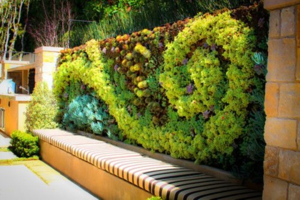 Beautiful and Safe garden privacy ideas0321