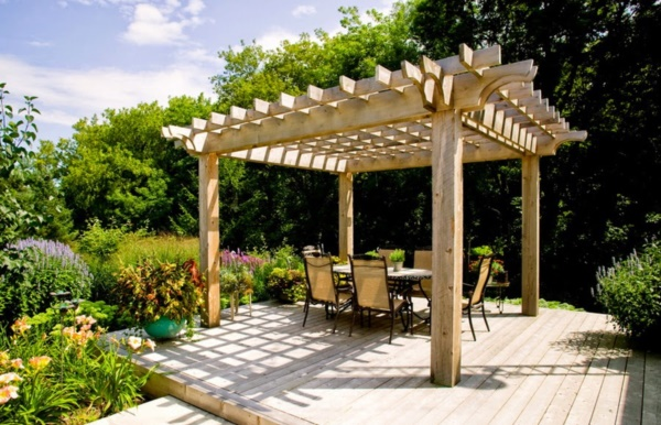 Beautiful and Safe garden privacy ideas0421