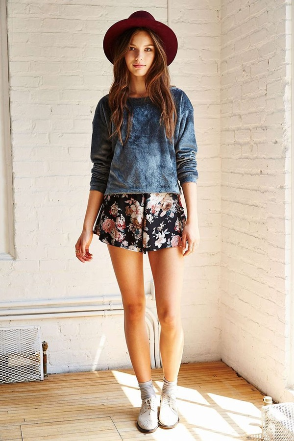 Cute Short Cloth Outfit Ideas for Girls (25)