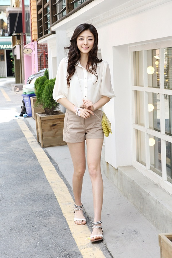 Cute Short Cloth Outfit Ideas for Girls (26)