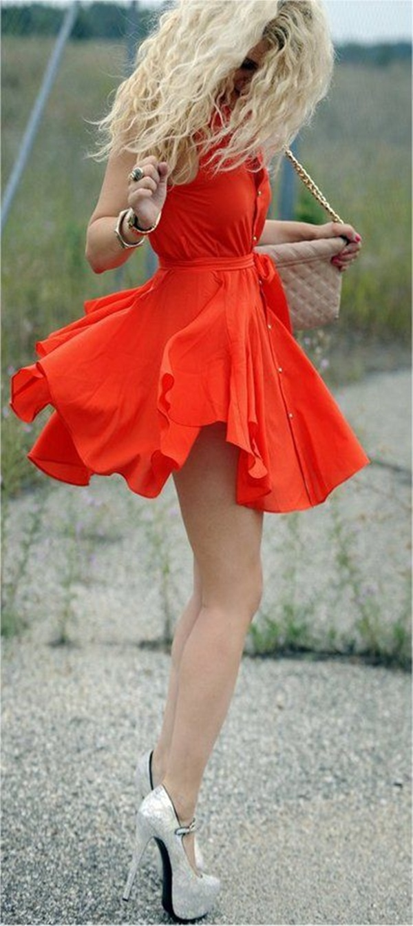 Cute Short Cloth Outfit Ideas for Girls (32)