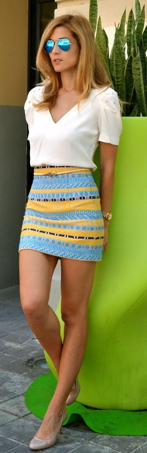 Cute Short Cloth Outfit Ideas for Girls (43)