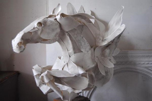 50 Jaw Dropping Paper sculpture Art Models