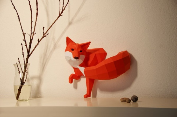 Jaw Dropping Paper sculpture Art Models0211