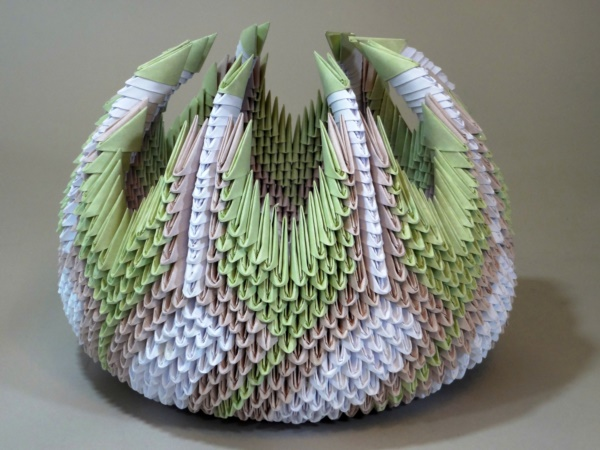 Jaw Dropping Paper sculpture Art Models0271