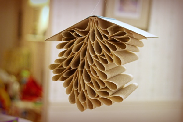 Jaw Dropping Paper sculpture Art Models0301
