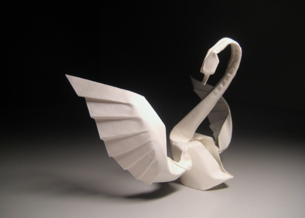 Jaw Dropping Paper sculpture Art Models0331