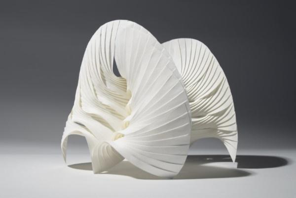 Jaw Dropping Paper sculpture Art Models0441