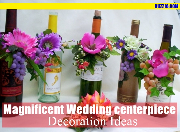 Magnificent Wedding centerpiece Decoration Ideas0071