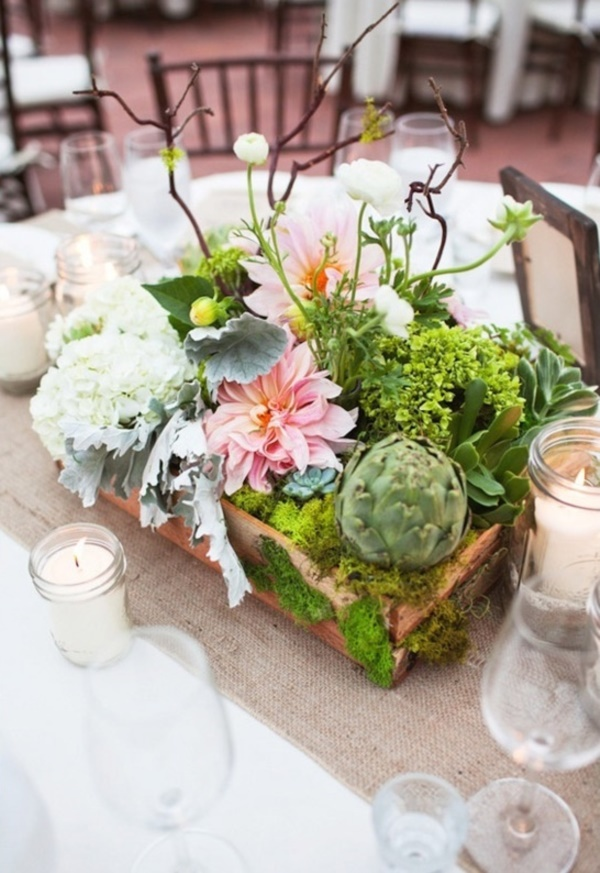 Magnificent Wedding centerpiece Decoration Ideas0381