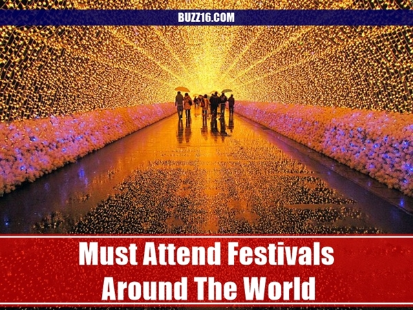 Must Attend Festivals around the World (28)