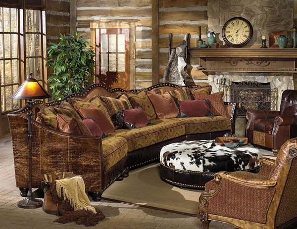 Rusty Industrial Look home and furniture designs (36)