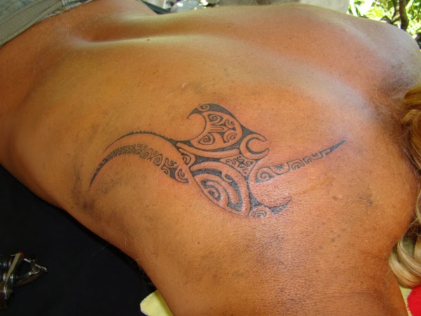 Traditional Marquesan tattoos for Men and Women0031