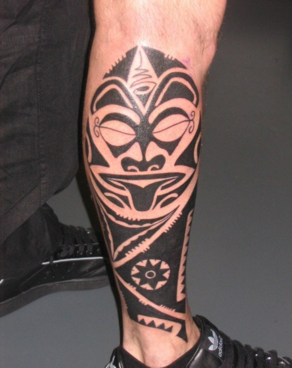 Traditional Marquesan tattoos for Men and Women0081