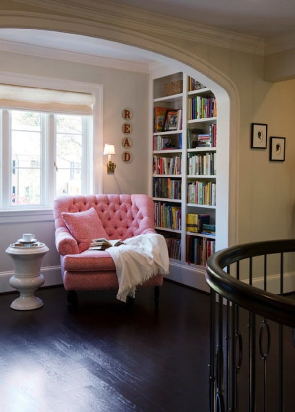 genius book nook ideas for readers0031