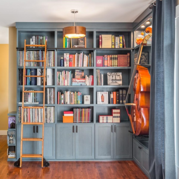 genius book nook ideas for readers0111