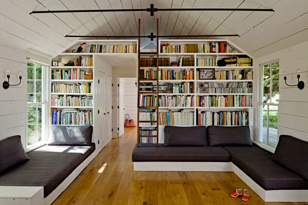 genius book nook ideas for readers0131