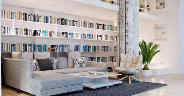 genius book nook ideas for readers0221