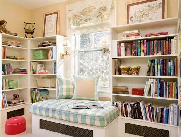 genius book nook ideas for readers0261