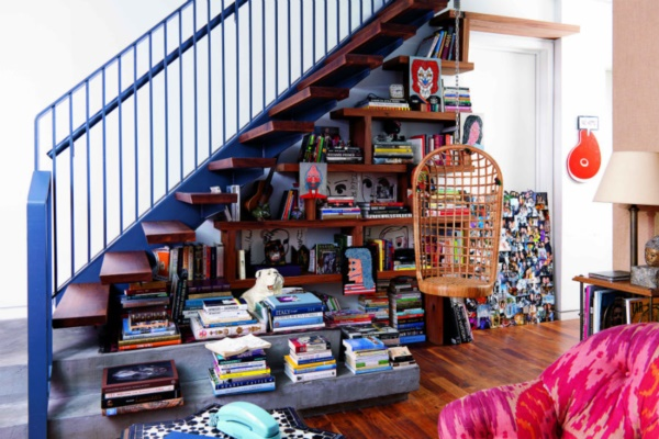 genius book nook ideas for readers0271