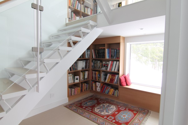 genius book nook ideas for readers0301