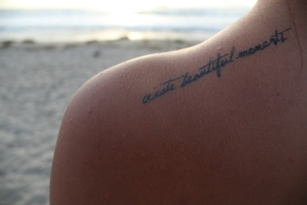 40 perfect places for a tattoo