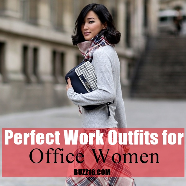 50 Perfect Work Outfits for Office Women0141