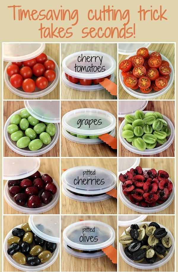Clever Kitchen Hacks to Help You in Daily Life (7)