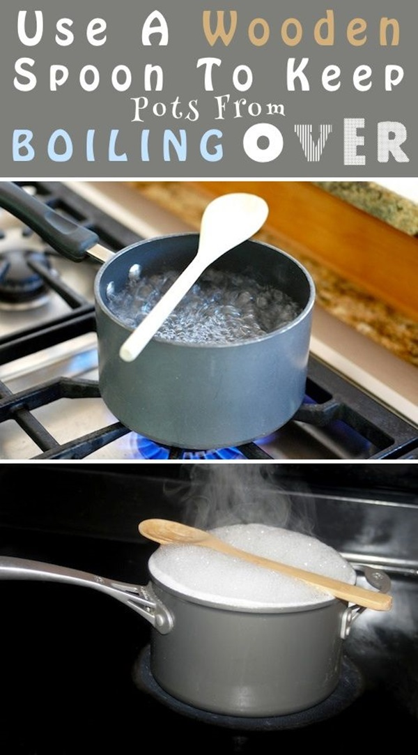 Clever Kitchen Hacks to Help You in Daily Life (70)
