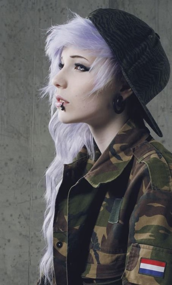Cool LookingGrunge style Outfits for Girls (11)