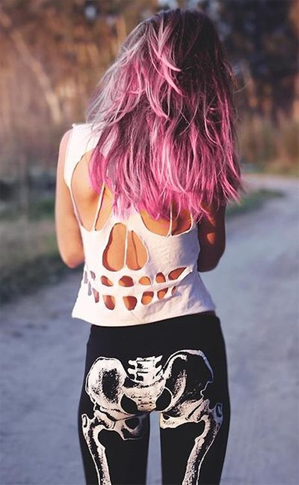 Cool Looking Grunge style Outfits for Girls (14)