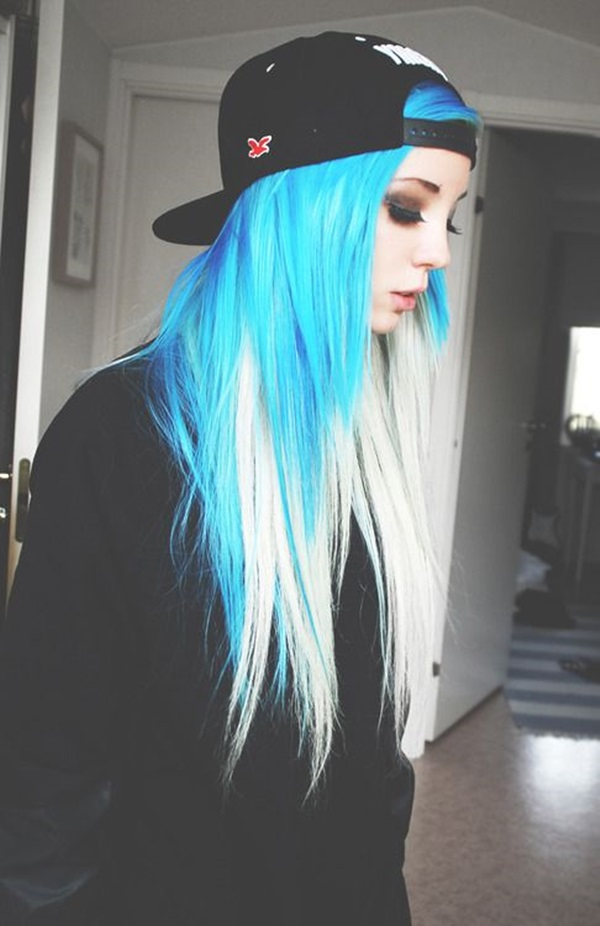 Cool LookingGrunge style Outfits for Girls (14)