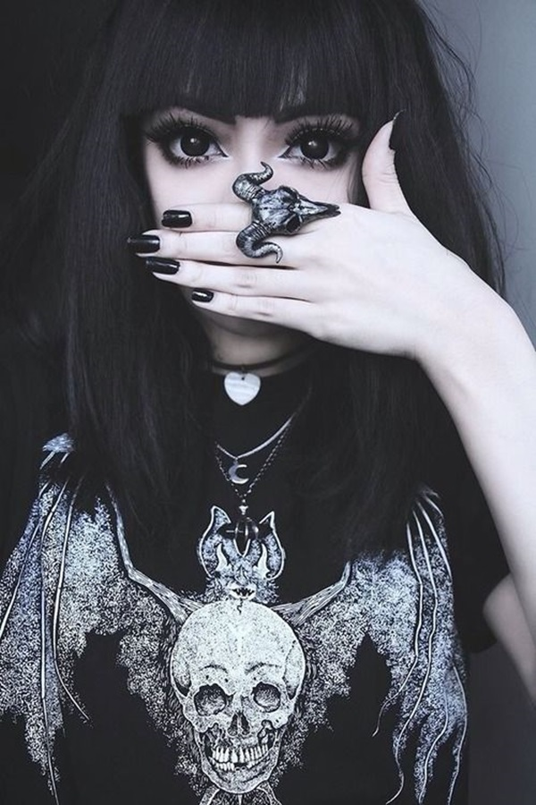 Cool LookingGrunge style Outfits for Girls (5)