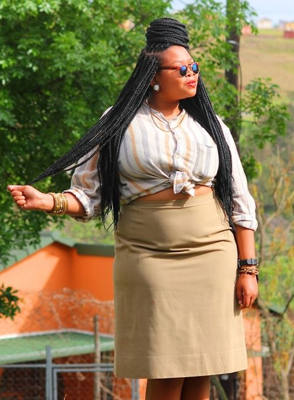 Plus Size Hairstyles to Try This Year (6)