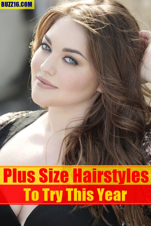 Plus Size Hairstyles to Try This Year