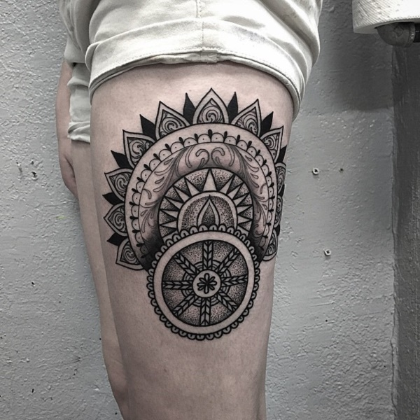 stunning black and grey tattoos0041