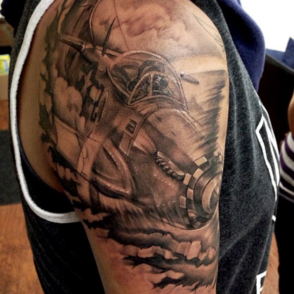 stunning black and grey tattoos0311