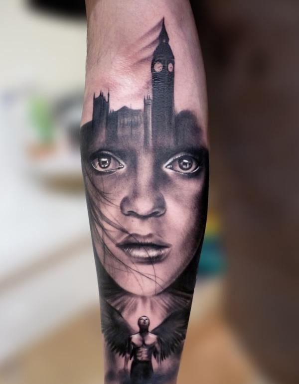 stunning black and grey tattoos0431