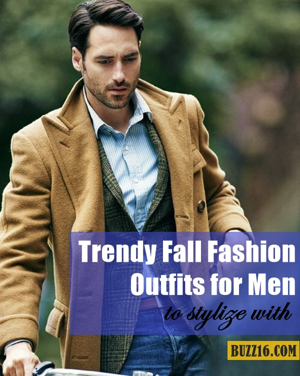 Fall Fashion Outfits for Men1.1