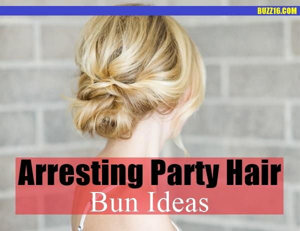 50 Festnahme-Partei Haarknoten-Ideen