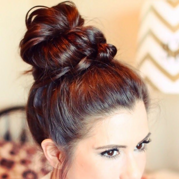 party hairbuns0361