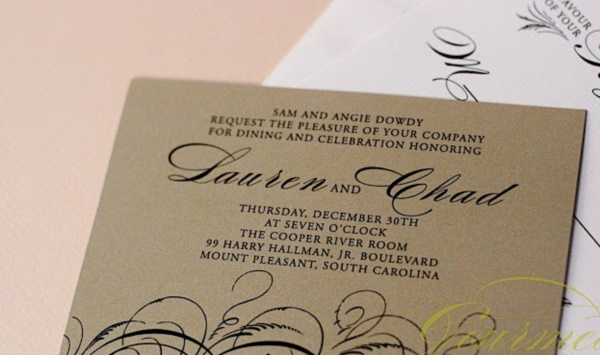 romantic wedding card designs0281