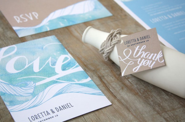 romantic wedding card designs0341