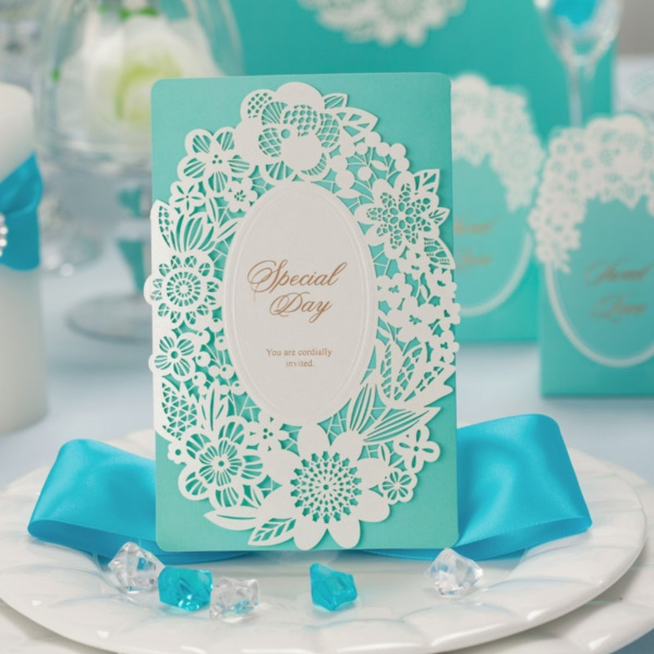 romantic wedding card designs0451