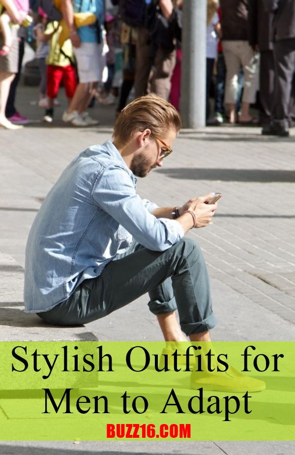 stylish outfits for men0061