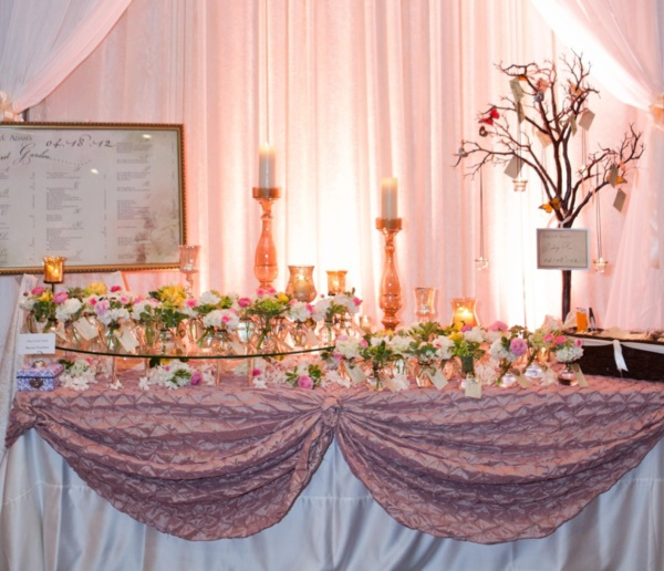 wedding table decoration ideas0371