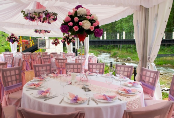 wedding table decoration ideas0391