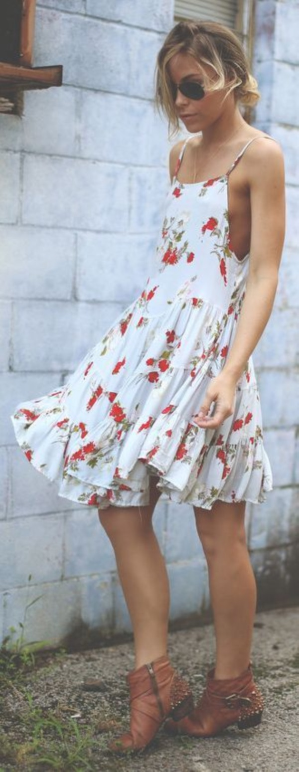 Adorable Boho Casual Outfits to Look Cool (16)