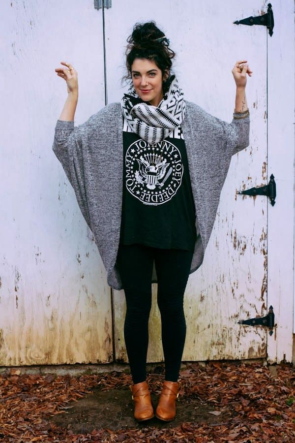 Adorable Boho Casual Outfits to Look Cool (17)