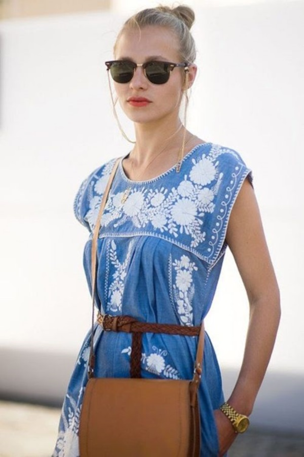 Adorable Boho Casual Outfits to Look Cool (19)